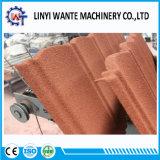 性質カラー砂は軽量のとらわれの石の塗られた金属の屋根瓦を欠く