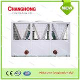 Refrigerador de ar central do condicionamento de ar do refrigerador modular da água da fonte de ar