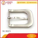 Fashion Silver Pin Belt Buckle for Men