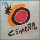 Soem-Einkaufstasche-preiswerter Preis-Baumwolljutefasertote-Beutel