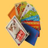 習慣100%年のPVCトレーディングカードのゲームのカードのトランプ