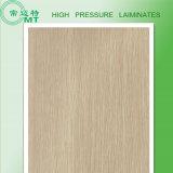 Madera veteada de HPL (madera de roble blanco-1)(2046)