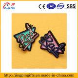 Qualität passte Pin-Abzeichen mit Basisrecheneinheits-Haken an