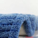 Microfiber frottant la lavette à plat humide