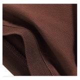 Het Fabriek Aangepaste Overhemd van uitstekende kwaliteit van het Polo van de Koker van het Borduurwerk Korte