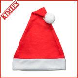 Vlies-Stickerei-Förderung-Dekoration-Geschenk-Weihnachtssankt-Hut