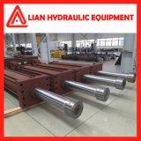 Customized viagem reta fora do cilindro hidráulico para a indústria metalúrgica