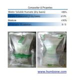 De Organische Meststof van Humizone van Leonardite: Kalium Humate 80% Kristal (h080-c)