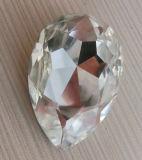 El cristal de lujo empiedra Strass con los ajustes de la garra