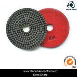 Qualidade superior China Almofada de polir em mármore