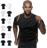 La vente en gros 2017 personnalisent les T-shirts secs de sublimé d'ajustement (A010)