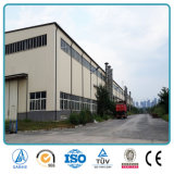 Construction préfabriquée de construction de structure métallique de la Chine