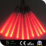Dekorative LED Starfall Lichter des niedrigsten Preis-mit Cer