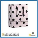 Wavepoint Paper Shopping Bag (GJ-Bag531)