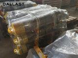 Único cilindro hidráulico Front-End ativo telescópico de vários estágios da descarga