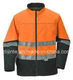 Het weerspiegelende Jasje van de Veiligheid Workwear met En471