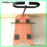 Empurre e puxe a pega carrinho de madeira de forma especial de plataforma