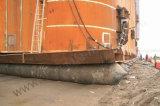 Refloatation 의 Sunken 배 구조, 드는 에어백을%s 바다 회수 에어백