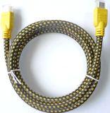 Premium Cable HDMI con funda de algodón