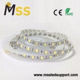 Indicatore luminoso di striscia flessibile di rendimento elevato 60LEDs/M SMD5050 LED con approvazione di RoHS del Ce