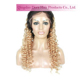 100% Indian Remy Cabello pelucas de encaje de mejor calidad para la venta