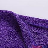 Microfiberテリーの速い乾燥した毛タオル