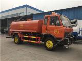 熱い販売10-12m3 Dongfeng 145水トラックか振りかけるトラック