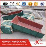 Minerale metallifero di industria dell'edilizia/alimentatore di vibrazione piccola estrazione mineraria automatica della pietra