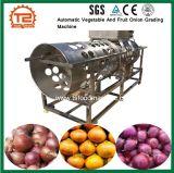 Automatische Gemüse-und Frucht-Zwiebelen-Sortiermaschine für Verkauf