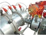 Linha plástica de extrusão de tubulação de tubulação multi-camada plástica