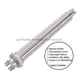 Fase 3 de alta qualidade resistência tubular da caldeira de água eléctrica