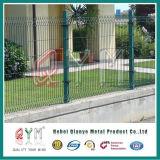 ヨーロッパの塀の競技場のための粉によって塗られる溶接された金網の塀