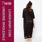 Платья пляжа платья женщины вскользь макси (L51283-1)