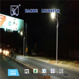 diodo emissor de luz 40W Lithium Battery Solar Street Light de 8m