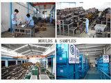Gebildet in China CPVC Verbindungsstück-Plastikkugelventil aussondern