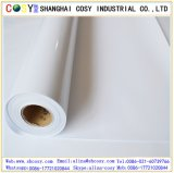 Papier imperméable à l'eau mat de l'eau et lustré de base de synthétique de pp