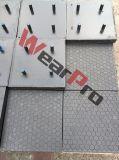 나의 것에서 이용되는 세라믹 격판덮개 착용 강선, 오스트레일리아 표준 세라믹 착용 격판덮개