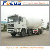빠른 납품 16m3 건축 기계 시멘트 믹서 유조 트럭 LHD 또는 Rhd