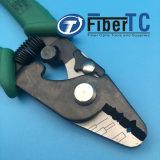 Une haute précision 8PK-326 Tri-Hole Dénudeur de câbles à fibre optique