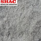 Le dynamitage des grains de l'oxyde d'aluminium blanc