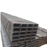 La cavità seziona il tubo d'acciaio rettangolare saldato a basso tenore di carbonio