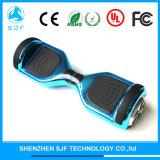 6.5 Zoll-Selbst, der elektrischen Roller, galvanisierendes blaues Hoverboard balanciert