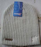 昇進のカスタマイズされたロゴのストリップの暖かいニットの帽子