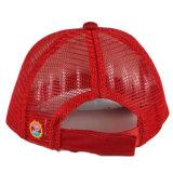 Custom детей коренных подшипников и головные уборы дети напечатано из пеноматериала Red Hat Trucker ячеистой сети