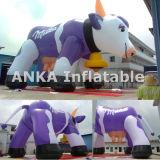 Раздувной рисунок реклама Anime коровы молока продуктов