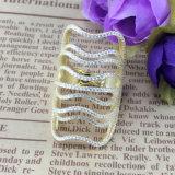 De nieuwste Juwelen van de Manier & de Echte Zilveren Ring Van uitstekende kwaliteit van Juwelen 925 (R10513)
