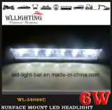 Teste chiare lineari del LED, testa chiara Wl-52026c (LED-LIGHT-BAR) del LED