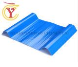 Painel de plástico reforçado com fibra de vidro transparente de folha a folha de fibra de vidro