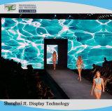 Visualizzazione di LED di colore completo di P6 dell'interno con l'alta risoluzione