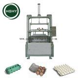 Hghy máquina pequeña haciendo huevo huevo de Verificación de Papel Bandeja bandeja de fruta